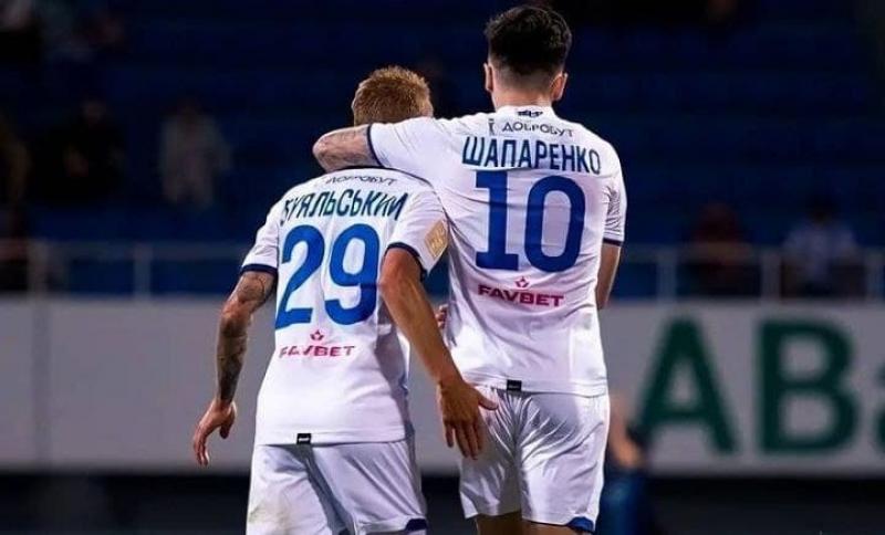 Буяльский и Миколенко вернулись к тренировкам в общей группе и готовятся к матчу со Львовом