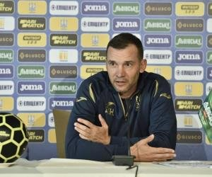 Андрей Шевченко: В конце второго тайма перестроились на другую схему