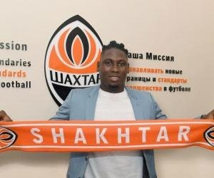 Официально: Шахтер объявил о подписании игрока Аякса Траоре