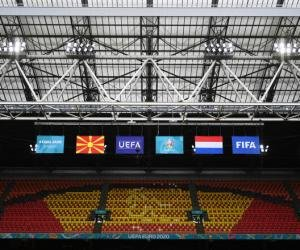 Северная Македония - Нидерланды. 0 : 3