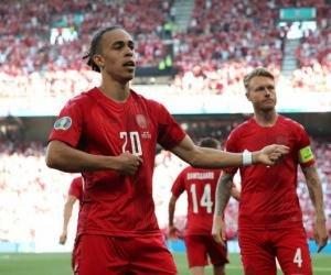 Где смотреть онлайн матч Евро-2020 Россия – Дания