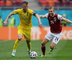 Евро-2020. Украина — Австрия — 0:1. Обзор матча, статистика