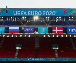 Россия - Дания - 0: 1