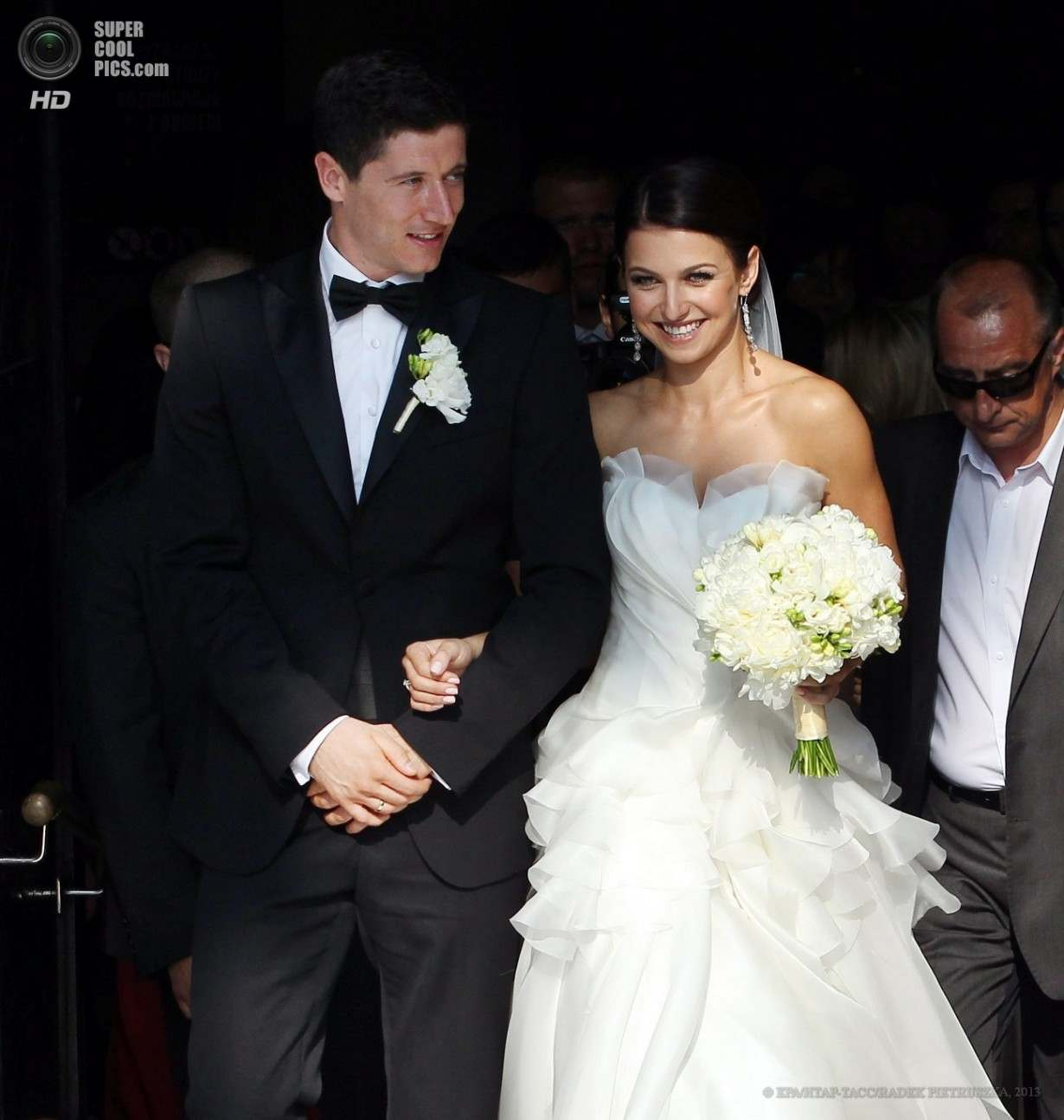 Роберт левандовски свадьба